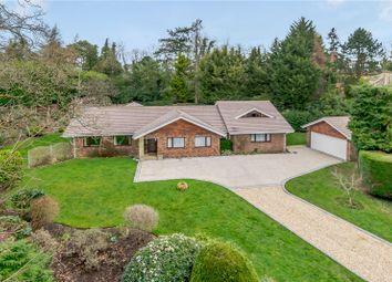 Vicarage Hill, Farnham, Surrey GU9. 3 bed detached house for sale