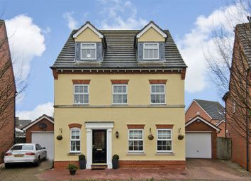 Thumbnail 5 bed detached house for sale in Turnbull Road, Fradley, Lichfield