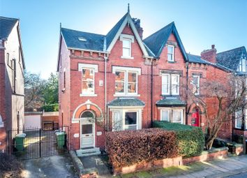 Thumbnail 4 bedroom semi-detached house for sale in Roundhay Mount, Leeds, West Yorkshire