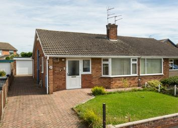 Thumbnail 2 bed bungalow for sale in Eastfield Court, York