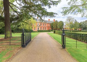 Thumbnail 2 bed property to rent in The Mansion, Balls Park, Hertford