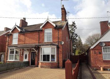 Thumbnail 3 bed semi-detached house for sale in Tor-O-Moor Road, Woodhall Spa