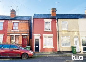 Thumbnail 2 bedroom end terrace house for sale in 8 Derby Street, Mansfield, Notts.