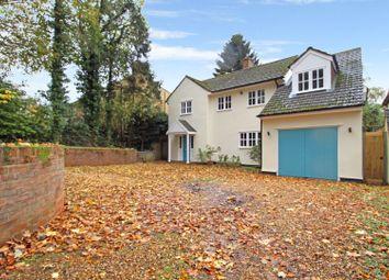 Wood Lane, Milton Keynes MK17. 4 bed detached house for sale