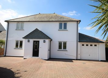 Thumbnail 4 bed detached house for sale in Treligga Downs Road, Delabole