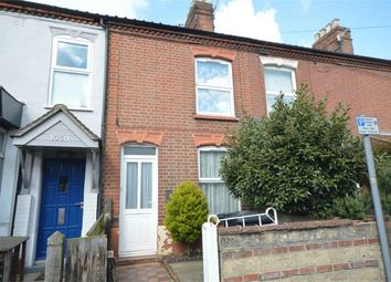 Thumbnail 2 bed terraced house for sale in Spencer Street, Norwich