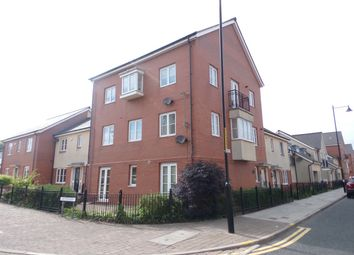 Thumbnail 1 bed flat for sale in Sea Winnings Way, South Shields