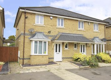 Thumbnail 3 bed property for sale in Providence Road, Yiewsley, West Drayton