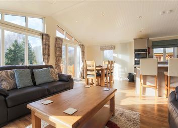 Thumbnail 3 bedroom mobile/park home for sale in Old Church Road, Frettenham, Norwich