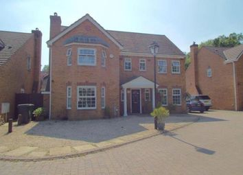 Thumbnail 5 bedroom detached house for sale in Admiral Close, Stoke Park, Bristol