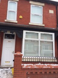 Thumbnail 3 bed terraced house to rent in Moston Lane, Moston, Manchester