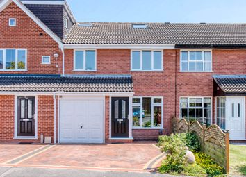 4 bed terraced house for sale in Maisemore Close, Church Hill North, Redditch B98