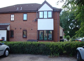 Thumbnail 1 bed mews house to rent in Bury Walk, Bedford