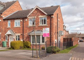 3 bed end terrace house for sale in Willowmore Fold, Featherstone, Pontefract WF7