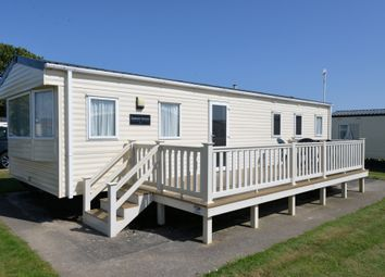 Thumbnail 3 bed mobile/park home for sale in Naish Estate, Barton On Sea, New Milton