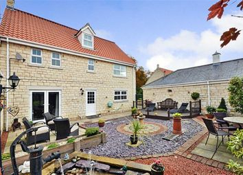 Thumbnail 5 bedroom detached house for sale in Selby Road, Monk Fryston, Leeds