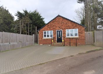 Thumbnail 2 bed detached bungalow for sale in Hornes End Road, Flitwick, Bedford