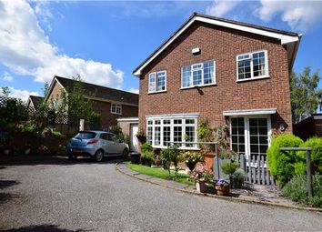 Thumbnail 4 bed detached house for sale in Hilbert Close, Tunbridge Wells