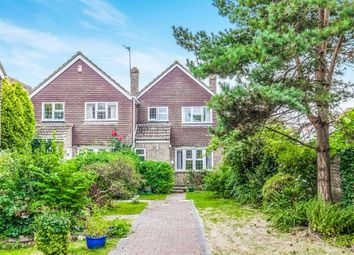 Thumbnail 3 bed semi-detached house for sale in Stephens Close, Lewes Road, Ringmer, Lewes