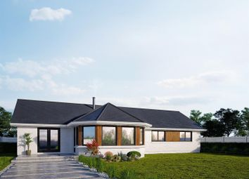 Thumbnail 4 bed detached bungalow for sale in Balblair, Dingwall
