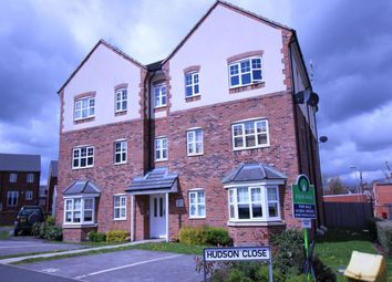 Thumbnail 1 bedroom flat for sale in Hudson Close, Bolton
