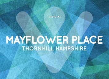 Vivid @ Mayflower Place, Thornhill, Southampton SO18. 3 bed terraced house for sale