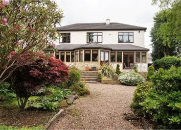 Thumbnail 4 bed detached house for sale in Oakworth Road, Keighley