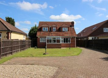 3 bed detached house for sale in London Road, West Kingsdown TN15