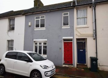 Thumbnail 2 bed terraced house for sale in Stanley Street, Hanover, Brighton