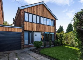 Thumbnail 3 bed detached house for sale in Polwarth Drive, Brunton Park, Gosforth