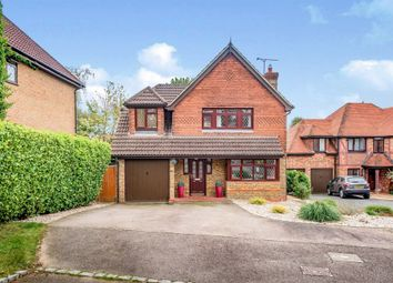 Thumbnail Detached house for sale in Weller Close, Worth, Crawley