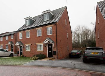 Thumbnail 3 bed semi-detached house for sale in Sandstone Lane, Tarporley