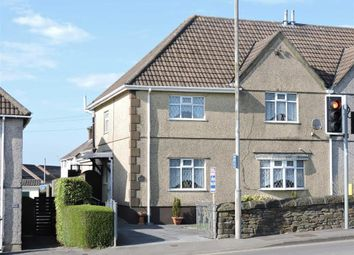 Thumbnail 3 bedroom semi-detached house for sale in Gorseinon Road, Penllergaer, Swansea