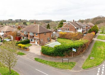 Thumbnail 3 bed semi-detached house for sale in Claygate, Esher, Surrey