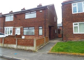 Thumbnail 2 bed end terrace house for sale in Brookside Crescent, Worsley, Manchester, Greater Manchester
