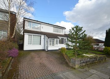 Thumbnail 4 bedroom detached house to rent in Dovehouse Close, Whitefield, Manchester