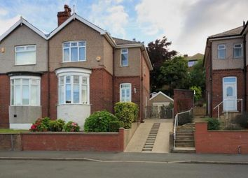 Thumbnail 3 bed semi-detached house for sale in Firth Park Crescent, Sheffield, South Yorkshire