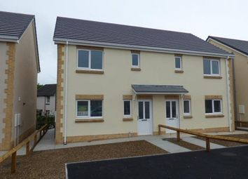Thumbnail 2 bed semi-detached house for sale in Cae Gwyrdd, St. Clears, Carmarthenshire