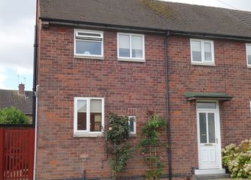 Thumbnail 3 bed semi-detached house for sale in Falconer Crescent, Leicester