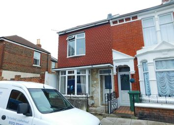 Thumbnail 4 bedroom terraced house for sale in Empshott Road, Southsea