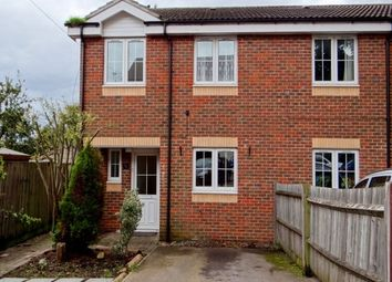 Thumbnail 3 bed end terrace house to rent in Ashurst Road, Cosham, Portsmouth