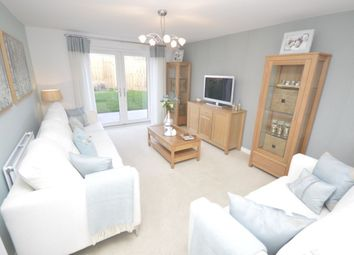 Thumbnail 4 bedroom detached house for sale in The Honeysuckle, Bucknall Grange, Eaves Lane, Stoke-On-Trent