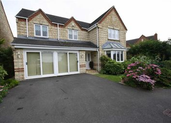 Thumbnail 5 bed detached house for sale in Bolts Croft, Chippenham, Wiltshire