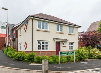 Thumbnail 3 bed detached house for sale in Osprey Drive, Penallta, Hengoed, Caerphilly