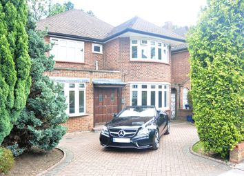 Thumbnail 5 bed detached house to rent in Danescroft Gardens, London