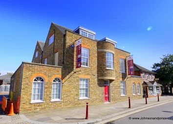 Thumbnail 2 bed flat for sale in Guildford House, Chertsey