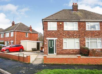 Thumbnail 3 bed semi-detached house for sale in Greenway, Waltham, Grimsby