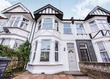 Thumbnail 3 bed terraced house for sale in Gillingham Road, Cricklewood