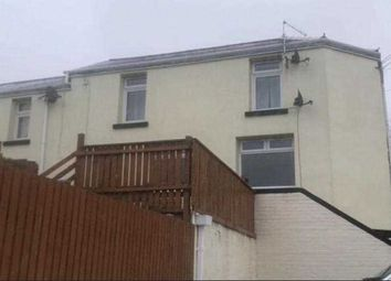 Thumbnail 2 bed maisonette to rent in Crown Row, Cwmbach, Aberdare