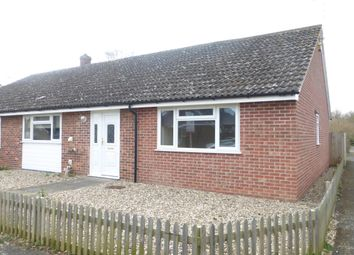 Thumbnail 3 bed semi-detached bungalow to rent in Heatherset Way, Red Lodge, Bury St. Edmunds